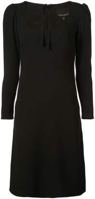 Cynthia Rowley Waverly tie neck dress