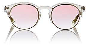 Barton Perreira Men's Griffin Sunglasses - Pink