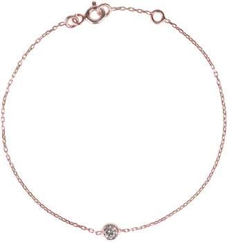 Rosegold Latelita - Mini Solitaire Bracelet