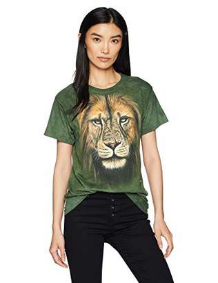 The Mountain Lion Warrior Adult Woman's T-Shirt