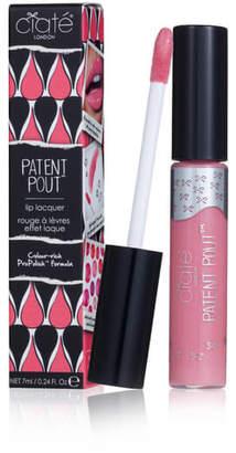 Ciaté London Patent Pout Lip Lacquer