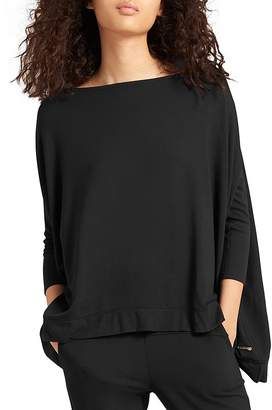 Donna Karan Boatneck Sweatshirt