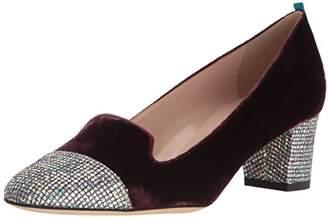 Sarah Jessica Parker Women's Daze Loafer Block Kitten Heel