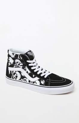 Vans Skulls Sk8-Hi Reissue Shoes