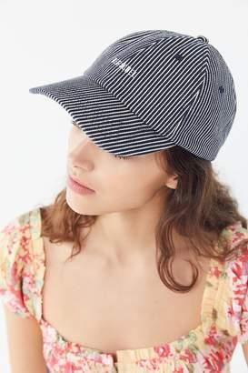 Herschel Sylas Striped Baseball Hat