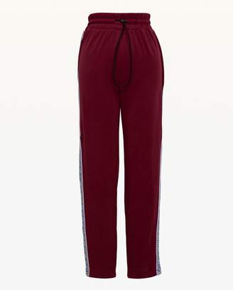 Juicy Couture JXJC Juicy Side Stripe Tricot Pant