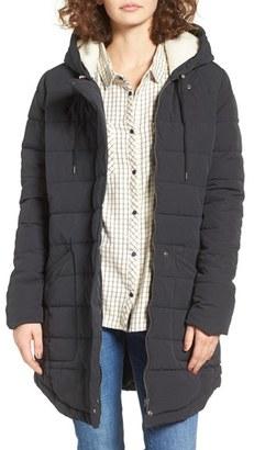 Women's Roxy Indi Coast Puffer Jacket $139.50 thestylecure.com