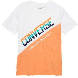 Converse Sport Splice Graphic T-Shirt