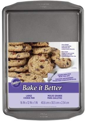 Wilton Bake It Better Cookie Sheet, 16 x 12 in.