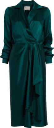 Jason Wu Silk Charmeuse Day Dress