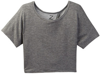 Z By Zella Knit Crop Top (Little Girls & Big Girls) $16.97 thestylecure.com