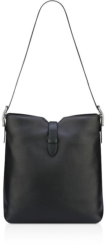 Anne Klein Sofia Soft Leather Hobo