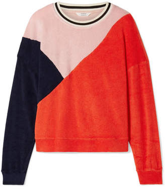 Splendid + Margherita Sportivo Cotton And Modal-blend Terry Sweatshirt