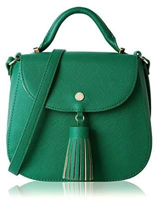 Co The Lovely Tote Women's Crossbody Bag Shoulder Bag Top Handle Satchel (
