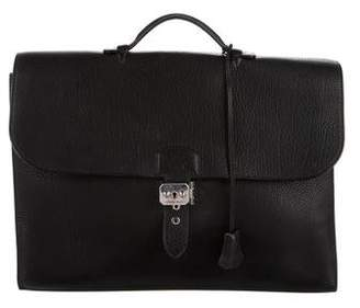 Hermes Fjord Sac a Depeches 41 Briefcase