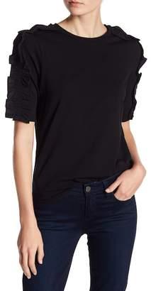 Vero Moda 3\u002F4 Ruffle Sleeve Top