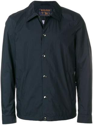 Woolrich light shirt jacket