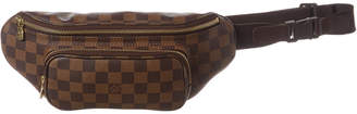 Louis Vuitton Damier Ebene Canvas Melville Bum Bag
