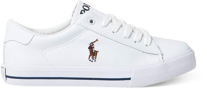 Easten II Faux-Leather Sneaker