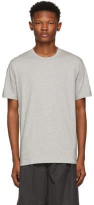 Comme des Garcons Grey Basic Logo T-Shirt