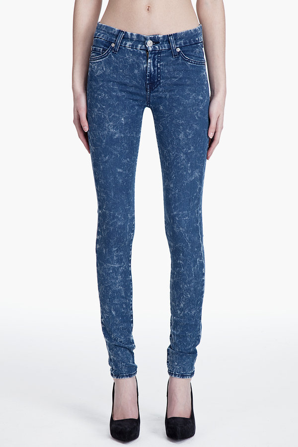 Seven for all mankind GWENEVERE Mineral Wash Jeans