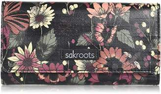 Sakroots Snap Trifold Wallet