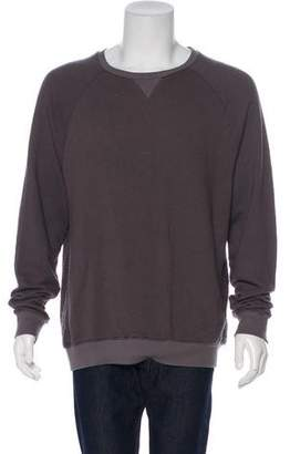 Robert Geller Seconds Knit Crew Neck Sweater