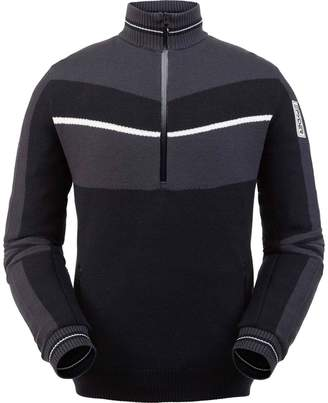 Spyder Era GORE-TEX Infinium Lined Half Zip Sweater - Men's