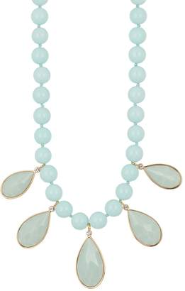 Kate Spade True Colors Stone Frontal Necklace