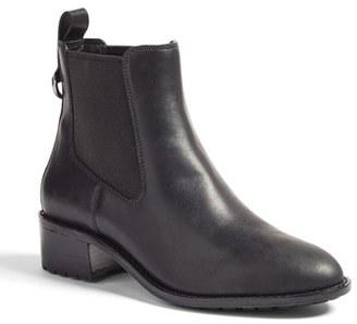 Women's Cole Haan 'Newburg' Waterproof Chelsea Boot $270 thestylecure.com
