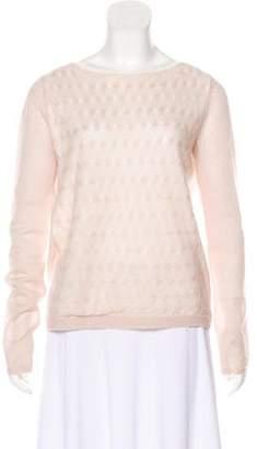 Halston Lightweight Novelty Sweater