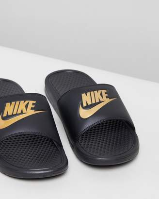 Nike Benassi Just Do It Slides - Men's
