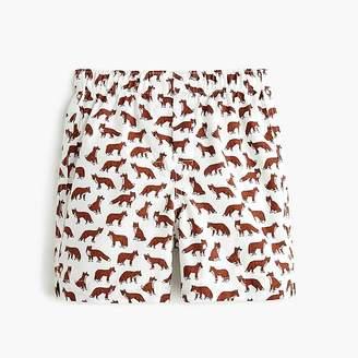 J.Crew Boys' fox-print boxers
