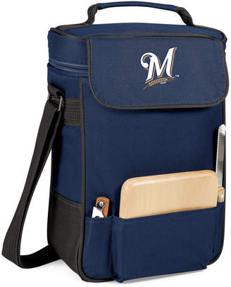 Legacy Duet Wine Tote With Milwaukee Brewers Digital Print