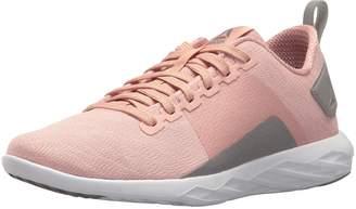 Reebok Women's Astroride Walking Shoes, Chalk Pink/Powder/White