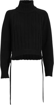 Proenza Schouler Wool-Cashmere Turtleneck Sweater
