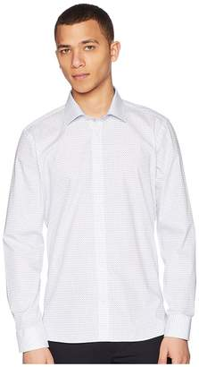 Ted Baker Loops Endurance Dress Shirt Men's Long Sleeve Button Up