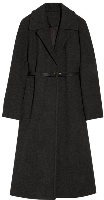 Marc Jacobs Oversized herringbone wool coat