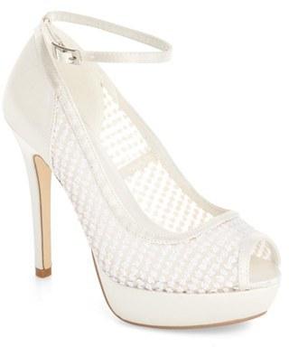Women's Menbur Candelabre Embellished Platform Sandal $104.95 thestylecure.com