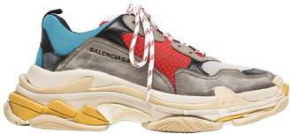 Balenciaga BestVIP Triple S Sneakers Grey Red Blue Yellow