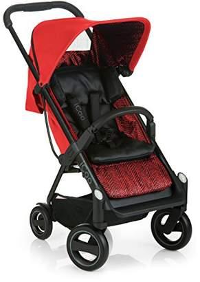 I'coo Acrobat Stroller Shopper, Fishbone Red
