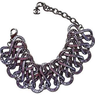 Chanel Anthracite Steel Bracelet