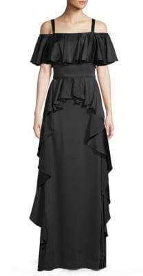 Temperley London Hippolyta Floor-Length Dress
