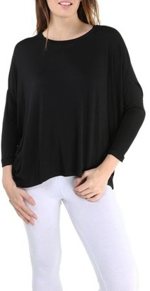 24/7 Comfort Apparel Women's Oversized Dolman Top