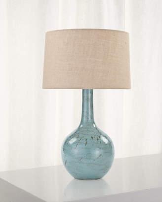 Regina-Andrew Design Regina Andrew Design Fluted Ceramic Table Lamp