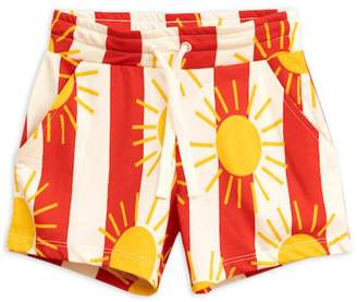 Mini Rodini Sun Stripe Shorts