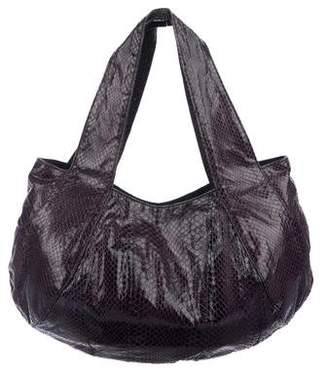 Beirn Small Python Tote