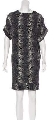 DAY Birger et Mikkelsen Printed Mini Dress