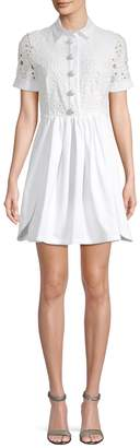 Alexis Women's Tinley Lace Shirtdress