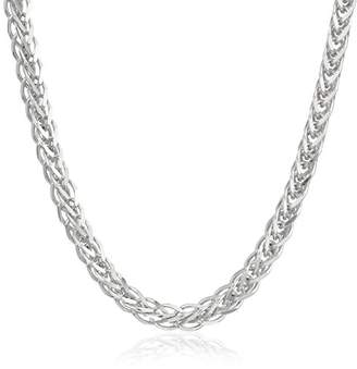 SPIGA Sterling Italian Chain Necklace